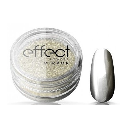 Silcare Mirror Effect Powder - Efekt Lustra