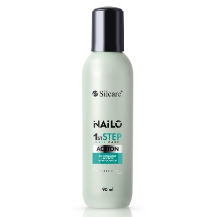 Aceton Remover Basic Nailo Silcare 90ml