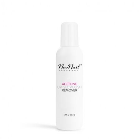 NeoNail Remover Aceton Kosmetyczny do Hybryd 100 ml