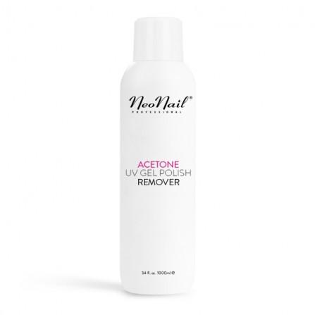 NeoNail Remover Aceton Kosmetyczny do Hybryd 1 L