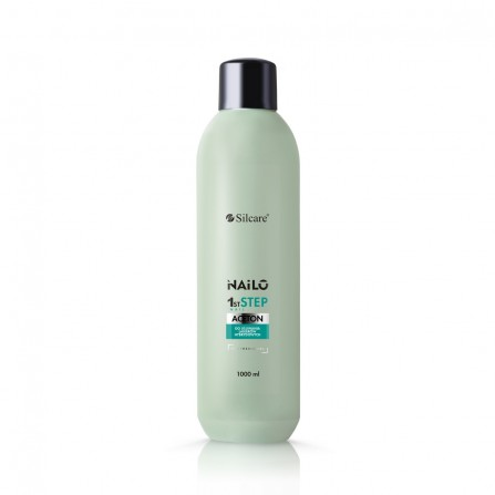 Aceton Remover Basic Nailo Silcare 1000ml