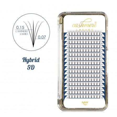 Rzęsy Cashmere Lashes Hybrid 5D Wonder Lashes