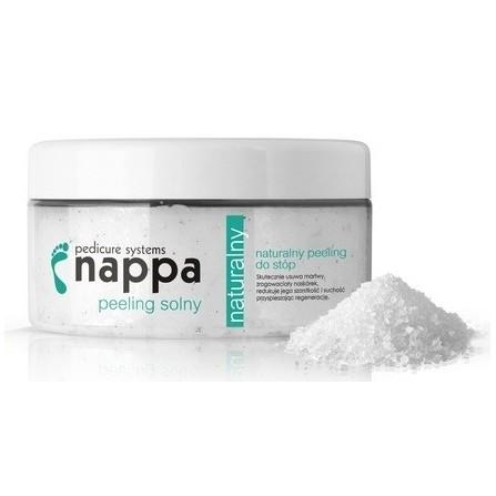 Silcare Naturalny Peeling Solny do Stóp NAPPA 300 ml