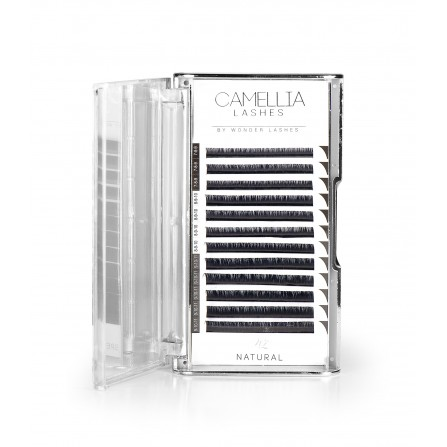 Rzęsy Camellia Lashes Natural Wonder Lashes