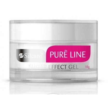 Żel UV Silcare Pure Line Sugar Effect do Efekt Dymu