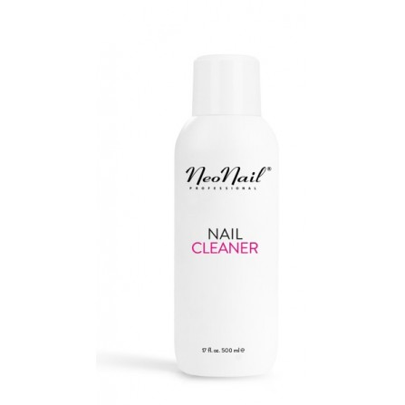 NeoNail Cleaner Odtłuszczacz Hybryd Paznokci 500 ml