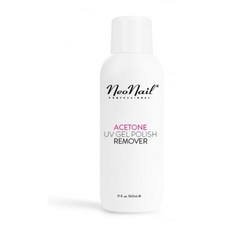 NeoNail Remover Aceton Kosmetyczny do Hybryd 500 ml