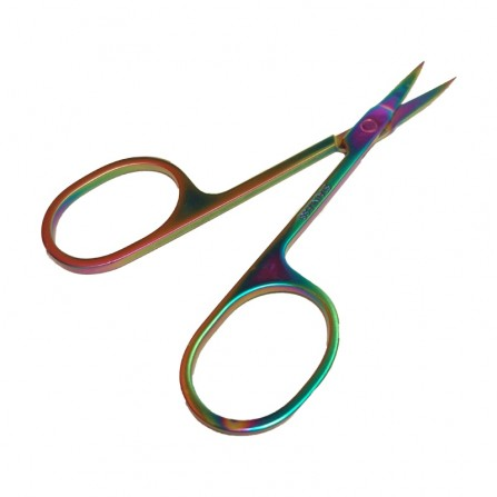 Nożyczki Do Skórek Paznokci Rainbow Cameleon