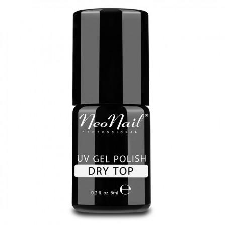 NeoNail Dry Top Coat No Wipe Bez Przemywania 7,2ml