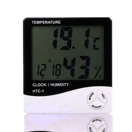 Higrometr Pomiar Temperatury, Wilgotności