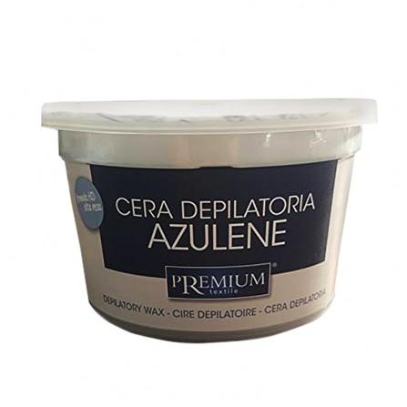 Wosk Do Depilacji Cera Depilatoria Azulenowy 350ml