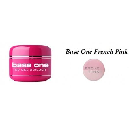 Silcare Żel Budujący Base One French Pink 30 g