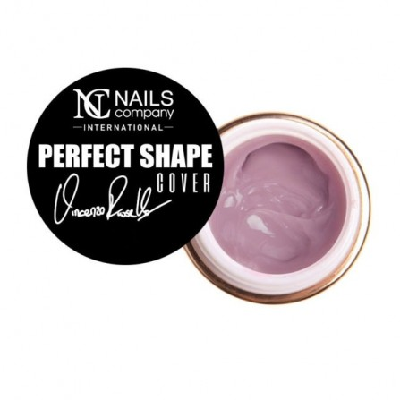 Nails Company Gel Perfect Shape Cover 15g  Vincezno Russello