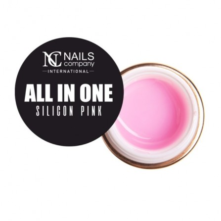Nails Company Gel All In One Silicon Pink 15g jednofazowy