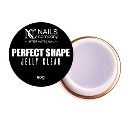 Nails Company JELLY CLEAR GEL 50g