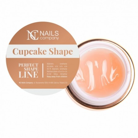 Nails Company CUPCAKE SHAPE GEL 50g