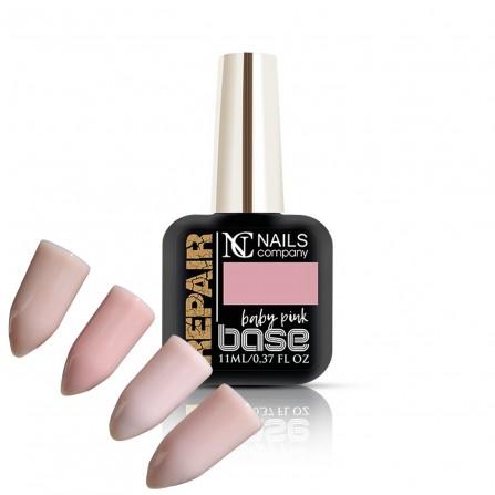 Nails Company Repair Base 11ml 4 kolory nude