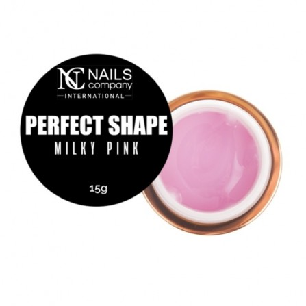 Nails Company Perfect Shape Milky Pink 15g