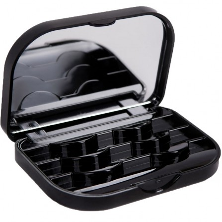 Lash Brow Organizer Na Rzęsy Na Pasku Lash Box BLACK PREMIUM
