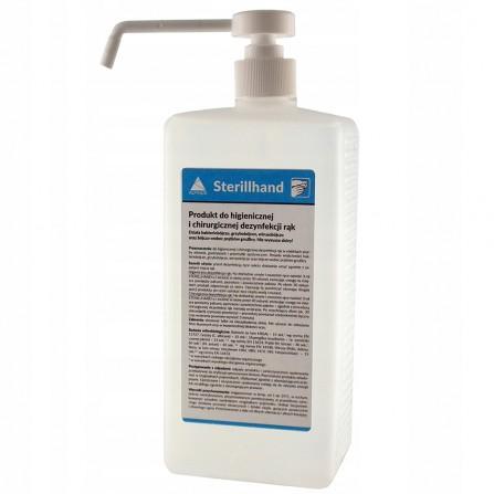 Sterillhand 500ml Płyn Do Dezynfekcji Rąk I Skóry