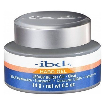 IBD LED/UV Builder Gel Żel Clear 14g