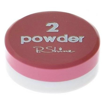 P.Shine POWDER Manicure Japoński Czerwony 5g
