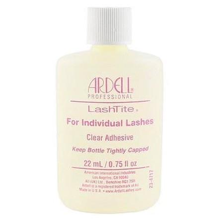 Ardell LashTite CLEAR Adhesive Klej Do Rzęs 22ml