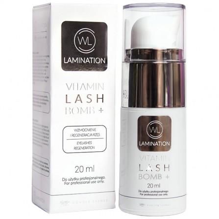 Wonder Lashes Vitamin Lash Bomb + 20ml