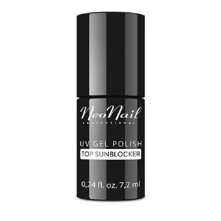 NeoNail Lakier Hybrydowy TOP Sunblocker 7,2 ml
