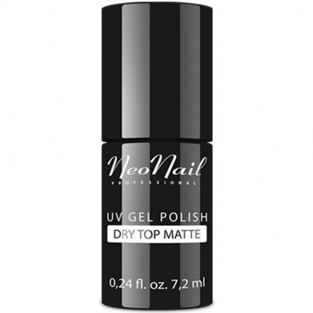 NeoNail Lakier Hybrydowy UV Dry Top Matte 7,2 ml