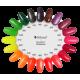 Silcare Color It Premium Zestaw do Manicure Hybrydowego 20 Elementów