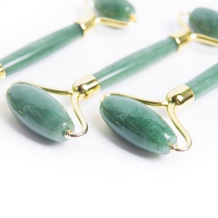 Roller Jadeitowy Masażer Jade Do Twarzy PREMIUM