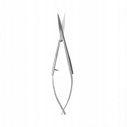 Sterling Profesjonalne Nożyczki do Modelowania Brwi 18mm ST-11217-STR