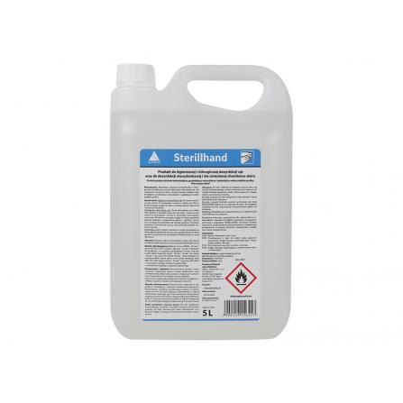 Sterillhand 5L Płyn Do Dezynfekcji Rąk I Skóry