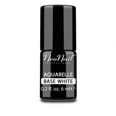 NeoNail Baza White Do Aquarelle