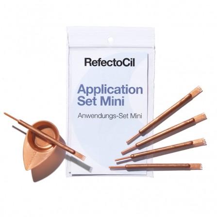 RefectoCil MiniZestaw Do Aplikacji Henny Rose Gold