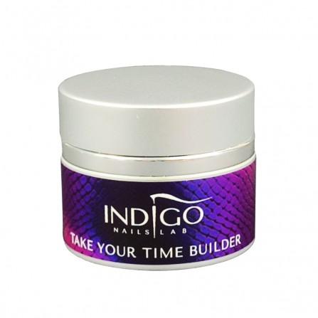 Indigo Easy Shape Take Your Time Żel Budujący 15ml