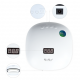 NeoNail Zestaw Smart Set Exclusive Lakiery + Lampa