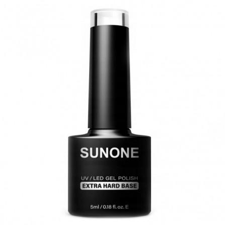 Sunone Extra Hard Base 5ml Do Przedłużania Płytki