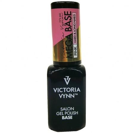Victoria Vynn Mega Base Hard Long Nails Pink 8ml