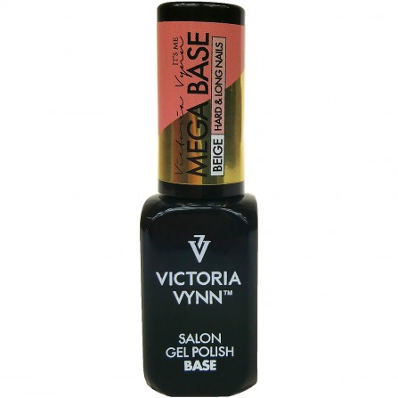 Victoria Vynn Mega Base Hard Long Nails Beige 8 ml