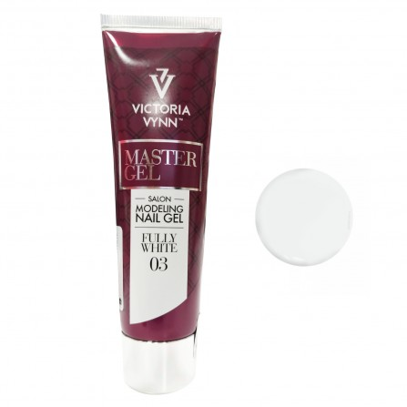 Victoria Vynn Master Gel Fully White 03