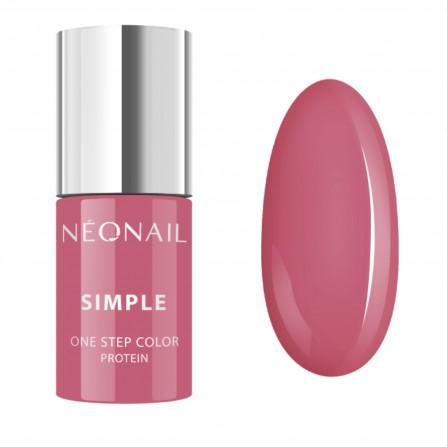 NeoNail 3w1 Lakier Hybrydowy Simple 7,2ml cheerful