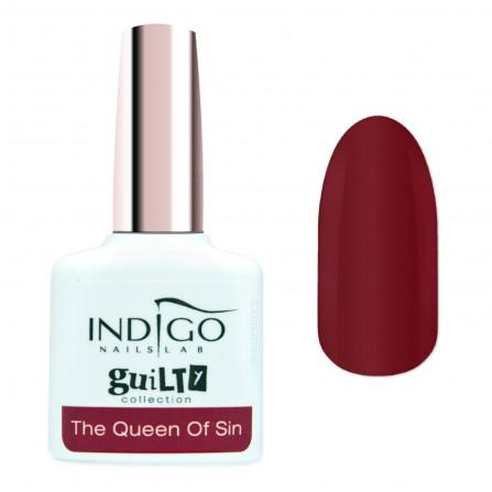 Indigo Guilty Lakier Hybrydowy The Queen Of Sin 7ml