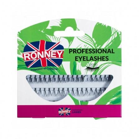 Ronney Rzęsy Kępki 7-włosów Z Węzełkami