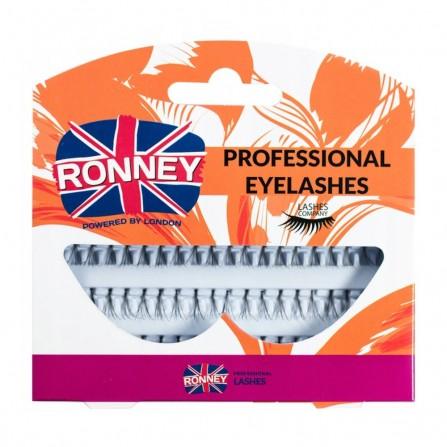 Ronney Rzęsy Kępki 5-włosów Z Węzełkami