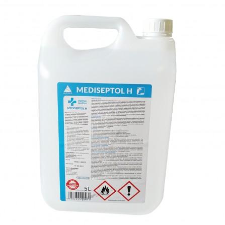 Mediseptol H Do Dezynfekcji Powierzchni I Przedmiotów Alpinus Medica 5L