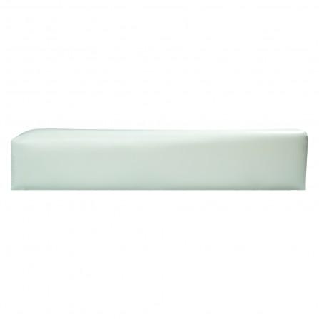 Poduszka Pod Dłoń Manicure Prostokątna Biała