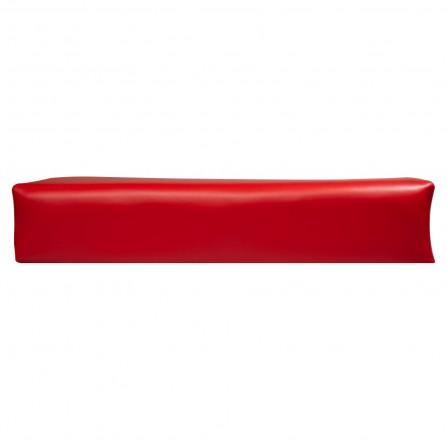 Poduszka Pod Dłoń Manicure Prostokątna Czerwona