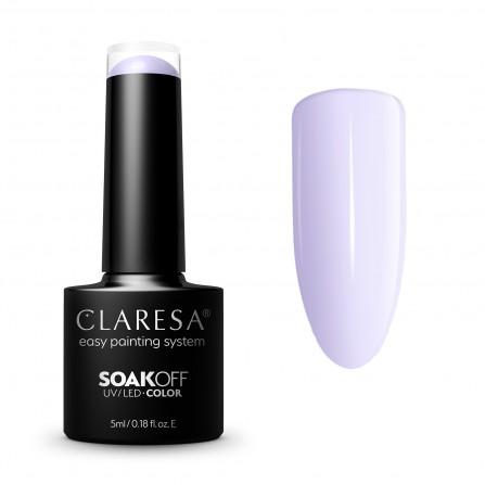 Claresa Lakier Hybrydowy Purple 601 5ml